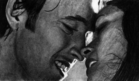 Shannyn Sossamon, Alex O'Loughlin par arwenpandora